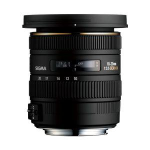 SIGMA AF 10-20mm Canon