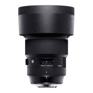 SIGMA AF 105mm f/1.4