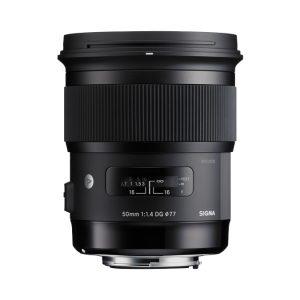 SIGMA AF 50mm f/1.4