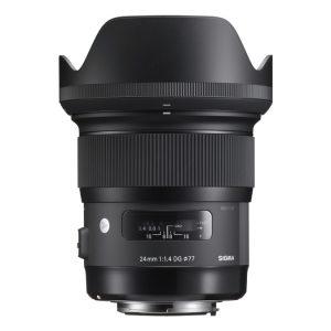SIGMA AF 24mm f/Canon