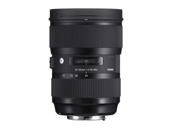 SIGMA AF 24-35mm f*2.0