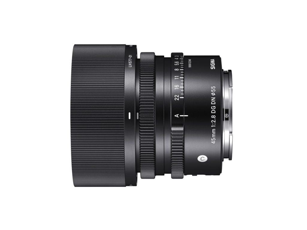 SIGMA 45mm F2.8 Contemporary