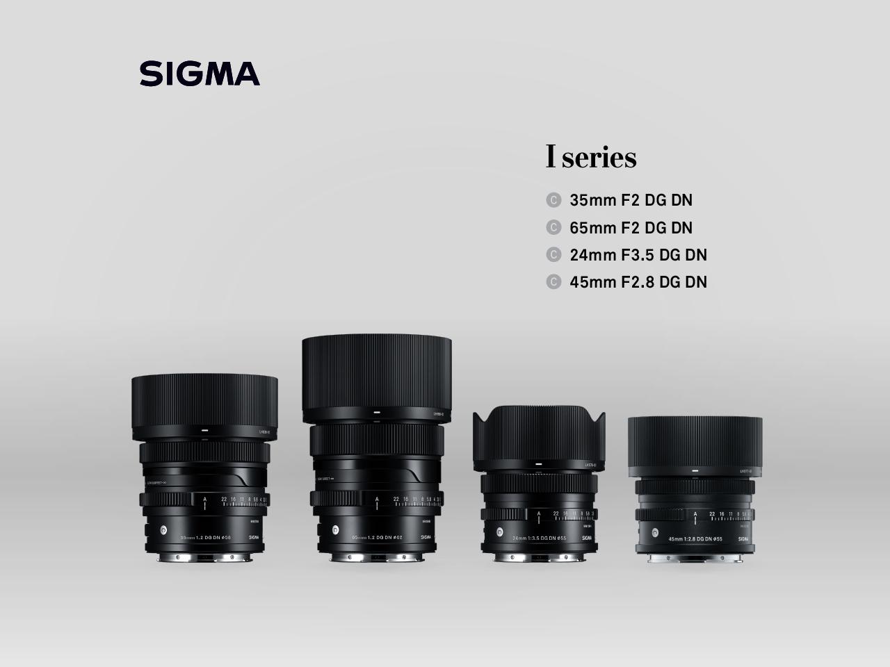 SIGMINA I serija