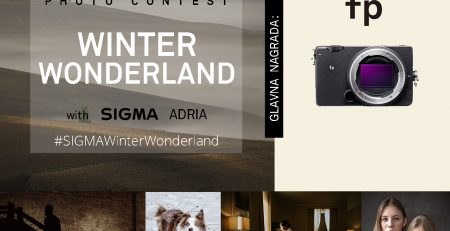 zmagovalci natečaja SIGMA Winter Wonderland