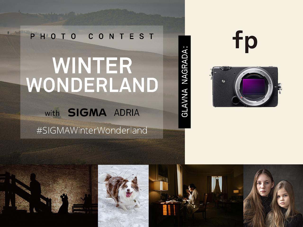 SIGMA Winter Wonderland