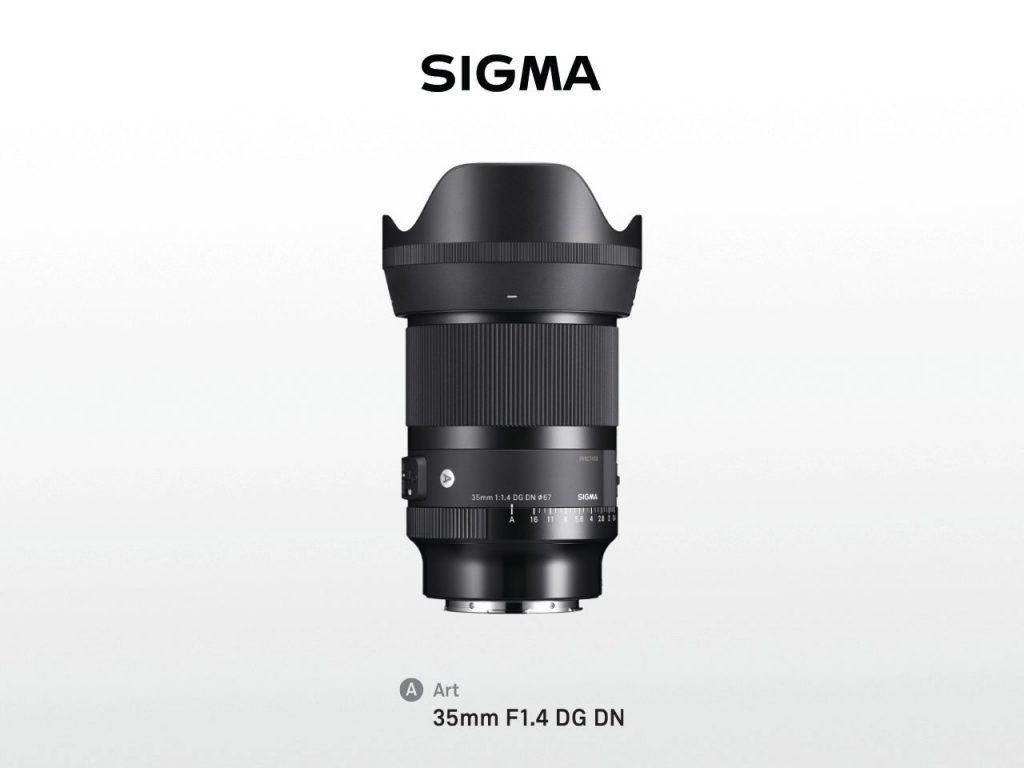 SIGMA 35mm F1.4 DG DN Art